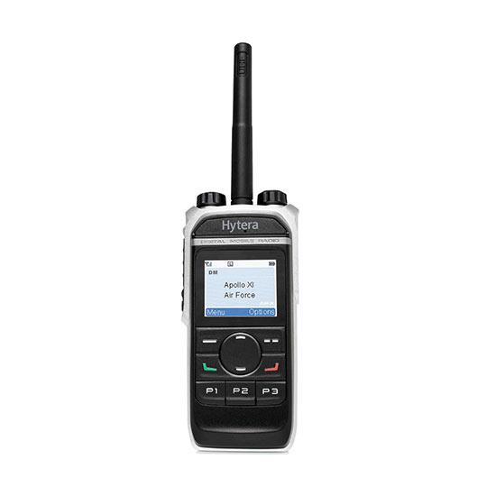 Hytera PD665 146-174 и 403–470 МГц