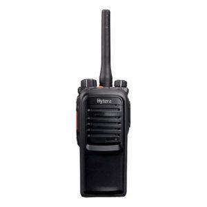 Hytera PD705 136-174 и 400-470 МГц