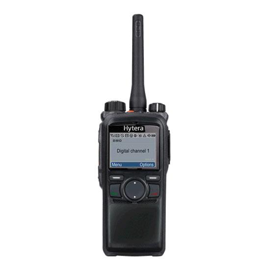 Hytera PD755G 136-174 и 400-470 МГц