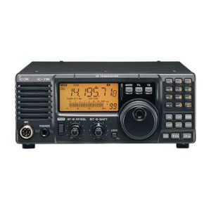 Icom IC-718 0.5-30 МГц