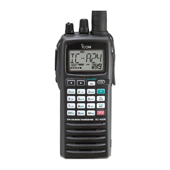 Icom IC-A24 118-136 МГц