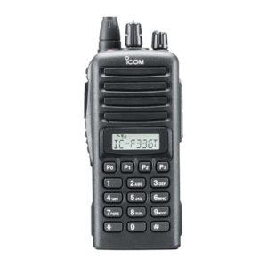 Icom IC-F43GT 400–470 и 450–520 МГц