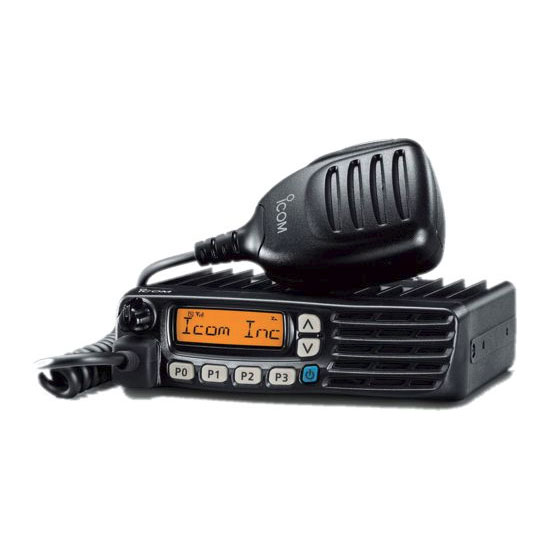 Icom IC-F6026 400–470 МГц