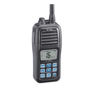 Icom IC-M24 156-157