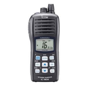 Icom IC-M34 156-163 МГц