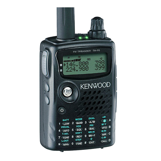 Kenwood TH-F6