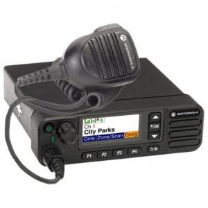 Motorola DM4601 136-174 и 403-470 МГц