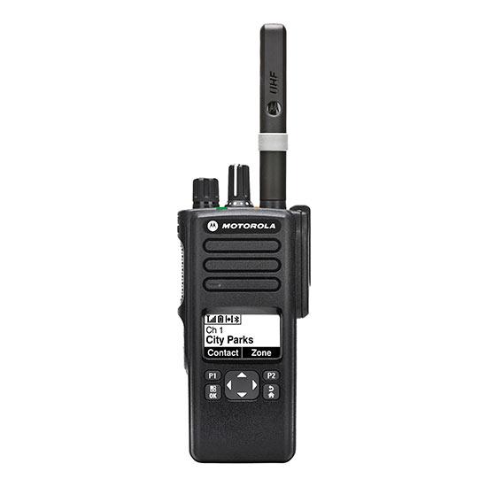 Motorola DP4600 136-174 и 403-527 МГц