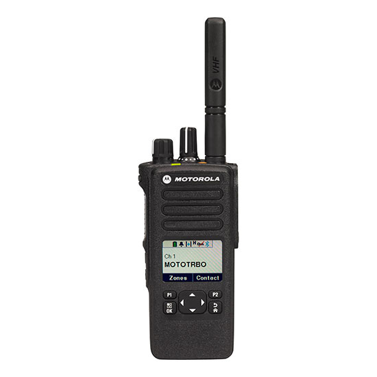 Motorola DP4600E 136-174 и 403-527 МГц