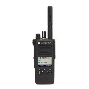 Motorola DP4601E 136-174 и 403-527 МГц