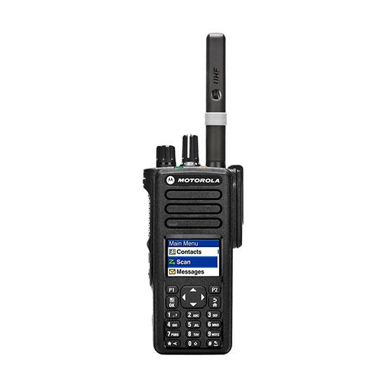 Motorola DP4800 136-174 и 403-527 МГц
