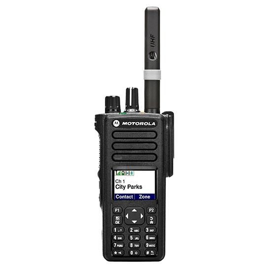 Motorola DP4800E 136-174 и 403-527 МГц