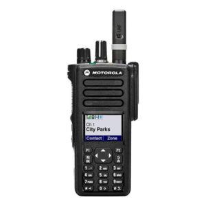 Motorola DP4801E 136-174 и 403-527 МГц