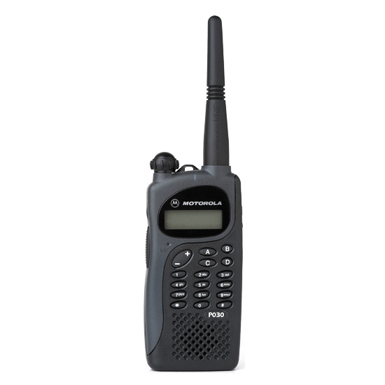 Motorola P030