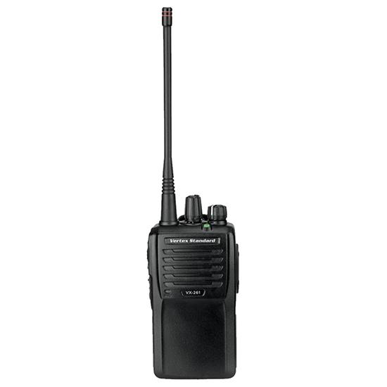 Vertex Standard VX-261 403–470 и 450–512 МГц